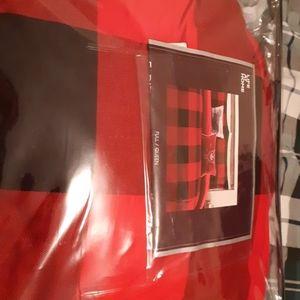 Joe Fresh Bedding - Flannel comforter